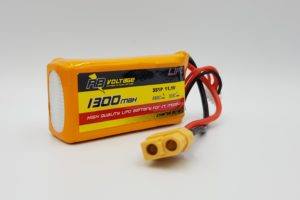 RB Voltage 1300mAh 3S 35C XH/XT60
