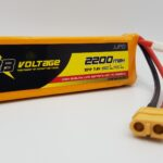 RB Voltage 2200mAh 2S 35C XH/XT60