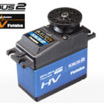 BLS 172SV Brushless Digital, SBus-2, HV