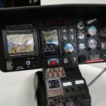 Cockpit einbaufertig beleuchtet zu EC 135