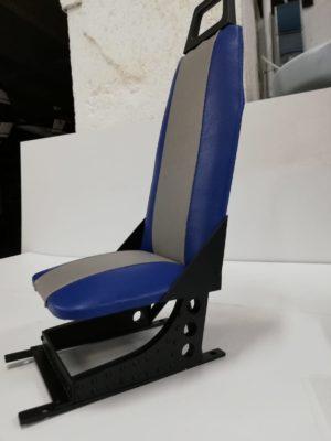 Piloten- oder Passagier-Sitz komplett montiert zu EC 135