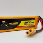RB Voltage 2200mAh 3S 35C XH/XT60