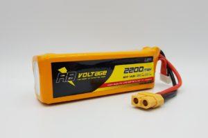 RB Voltage 2200mAh 4S 35C XH/XT60