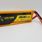 RB Voltage 2600mAh 4S 50C XH/XT60