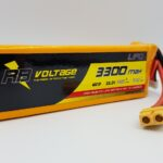 RB Voltage 3300mAh 6S 35C XH/XT60