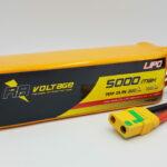 RB Voltage 5000mAh 7S 35C XH/XT90