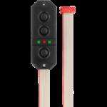 SensorSchalter, roter Stecker